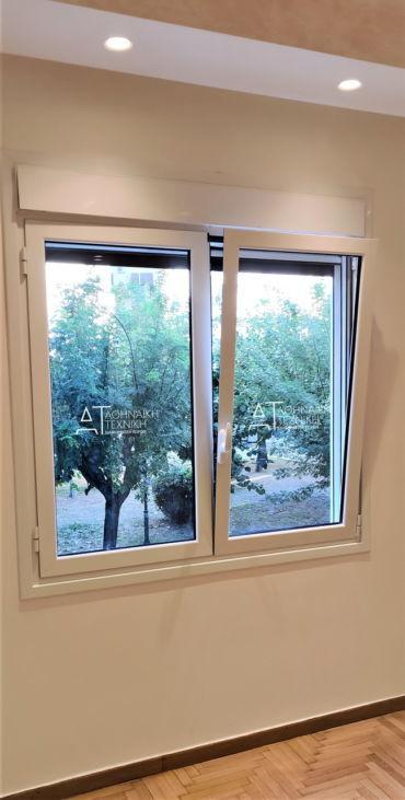 Πόρτες παράθυρα και μπαλκονόπορτες αλουμινίου